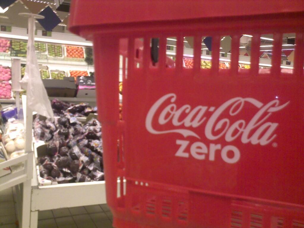 coca cola franprix 1