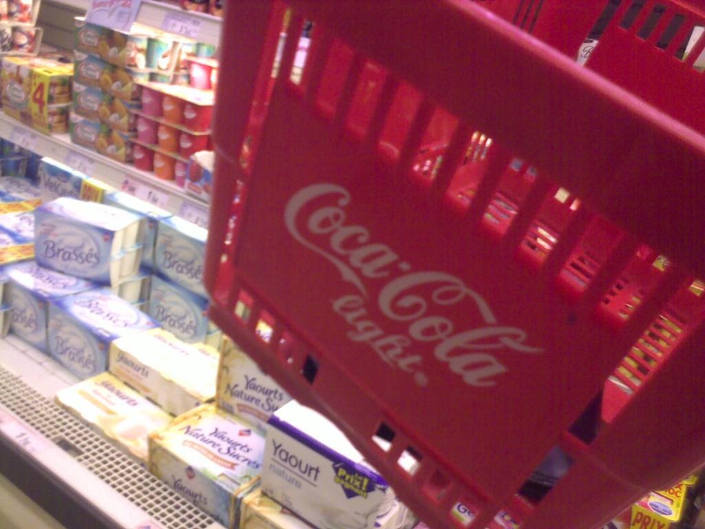 coca cola franprix