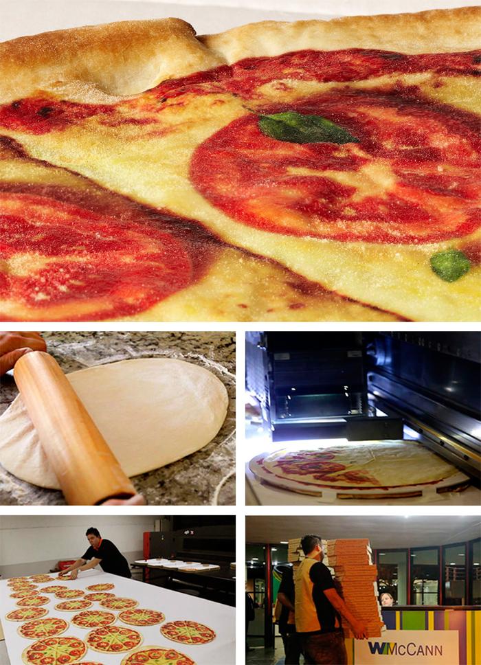 de la p 226 te 224 pizza imprim 233 e pour un r 233 alisme fix 233 pariscomlight